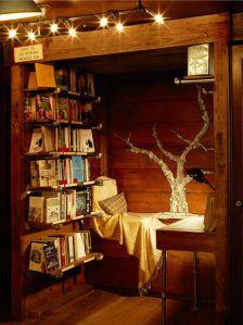 book corner idea