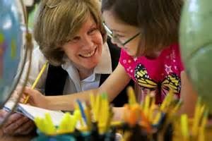 lucy calkins and kid