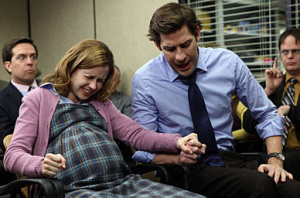 The Office: Pam's Labor Pains