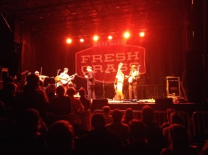 Punch Brothers LIVE@ Mass MoCa Freshgrass Festival