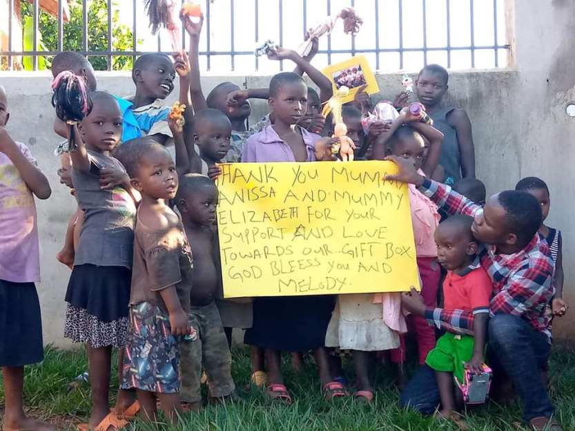 mummy anissa uganda